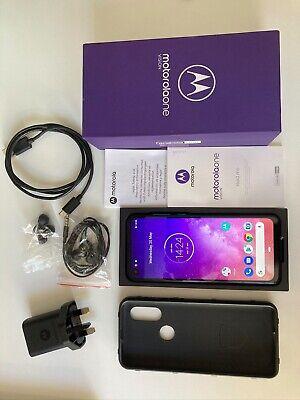 Motorola One Vision - 128GB - Sapphire Gradient (Unlocked) (Dual SIM)