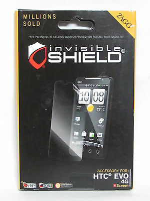 InvisibleShield for HTC EVO 4G - Mesh - 1 Pack - Screen Protector - Clear