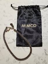 MIMCO Necklace with Crystals - EXCELLENT CONDITION! West Melbourne Melbourne City Preview