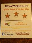 HEAVYWEIGHT SPORTS CARDS 716