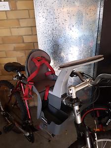 Child Carrier WeeRide Bike Seat Ipswich Ipswich City Preview