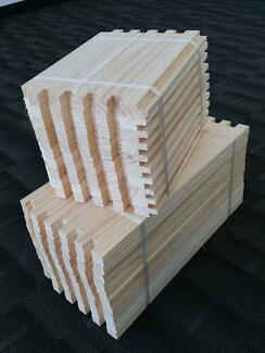 5 BEE BOXES full depth premier NZ pine flat pack O'Connor Fremantle Area Preview