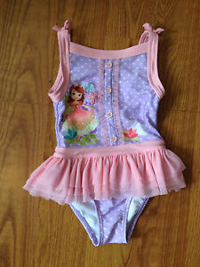Princess Sophia swim suit