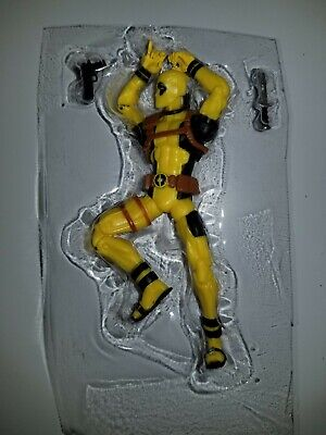 "Marvel Legends 3.75"" Deadpool Rainbow Squad YELLOW Action Figure"