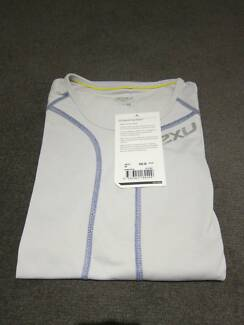 MEN'S COMP SHORT SLEEVE RUN TOP Medium NEW! WITH TAGS 2XU Sydney City Inner Sydney Preview