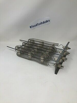 New Warren Technology Electric Heating Element P50800 10kw 240v Free Shipping