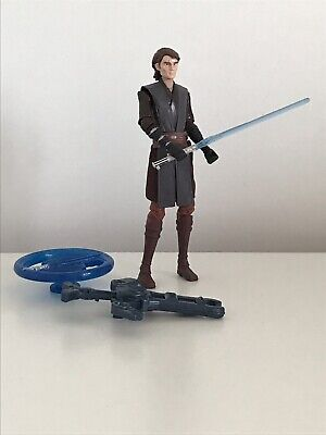 Star Wars Clone Wars Anakin Skywalker CW1 Figure 2012