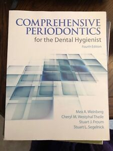 Comprehensive Periodontics for the Dental Hygienist - 4th Ed
