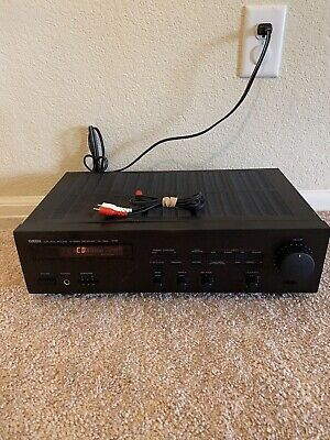 Vintage YAMAHA RX-360 Natural Sound Stereo Receiver