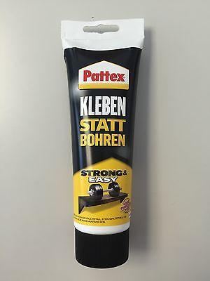 (35,20€ / 1 Kg) Pattex Kleben statt Bohren 250g Holz, Putz, Beton u.v.m.