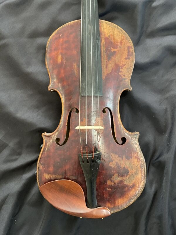19th Century German Violin