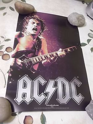 AC/DC ANGUS YOUNG  2003 PROMO POSTER 11x17