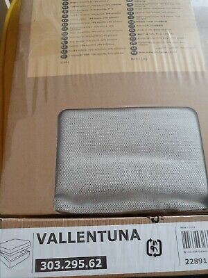 Ikea Vallentuna Cover for Seat Module with Storage, Ramna Light Grey 303.295.62