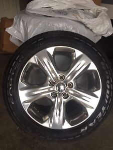 Dodge Durango wheels