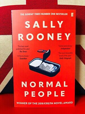 Normal People by Sally Rooney (Paperback 2019) *NEW* DISPATCHED IN 5 DAYS