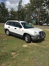 Hyundai Santa Fe 2005 Cairns North Cairns City Preview