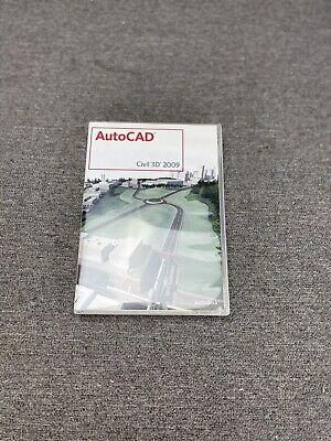 autocad civil 3d 2009