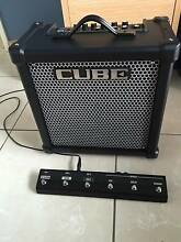 Roland Cube 40GX with Roland GA-FC Foot Controller Murrumba Downs Pine Rivers Area Preview