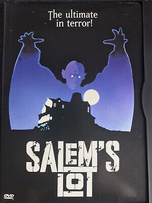 Salem's Lot (DVD, 1999) Stephen King, Tobe Hooper, David Soul, James Mason. R1