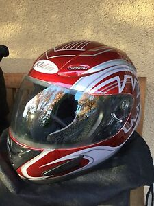 Motorcycle helmet - Medium Red Hill South Canberra Preview
