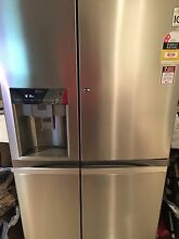 Nearly new LG door in door side by side fridge with free delivery Canada Bay Canada Bay Area Preview