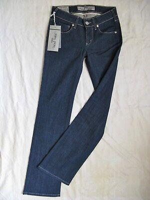 TAKE TWO Penelope Blue Jeans Stretch W31/L34 x-low waist slim fit bootcut leg  Fit Bootcut Blue Jeans