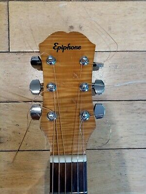 MIJ Epiphone FR300 made in Japan, Vintage 70s Acoustic guitar, sound amazing,