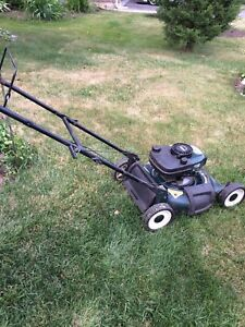 "21"" Craftsman Lawnmower"