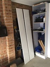 White polyurethane closet Naremburn Willoughby Area Preview
