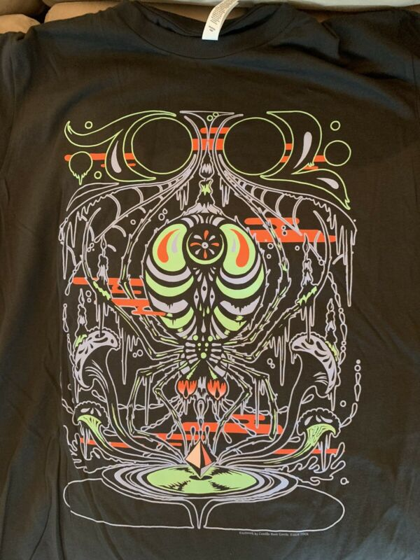 Tool Band 2020 Tour Shirt Cancelled Show Nampa Idaho sz L Brand New Rose Garcia