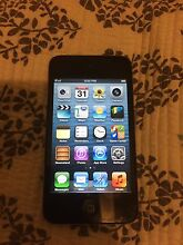 ipod touch 8gb 4th generation Narre Warren Casey Area Preview