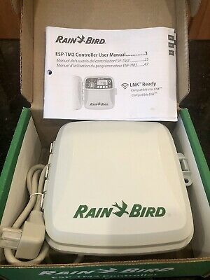 Rain Bird ESP-TM2 -6 Station Indoor/Outdoor Irrigation Controller - WiFi Ready
