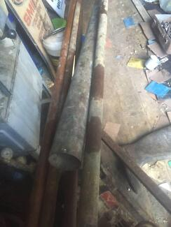 Copper Pipes Multiple Sizes