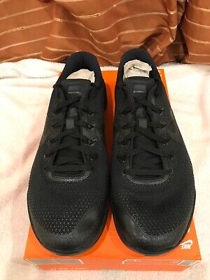 Nike metcon 4 men's cross training trainers brand new in box UK size 7.5 black