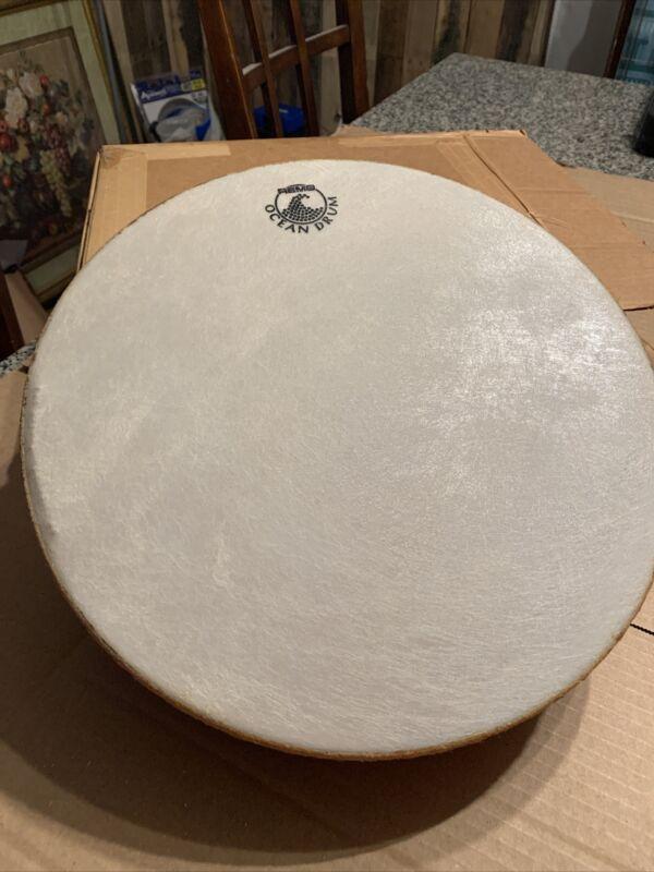 "Remo 12"" Ocean Drum New"