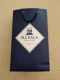 Found!! Bag of MJ Bale items