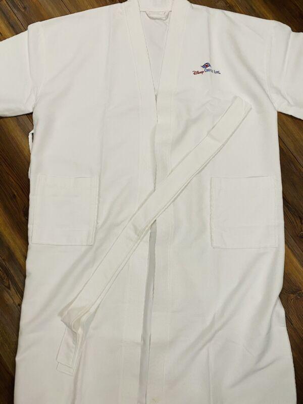 Disney Cruise line stateroom robe, unisex