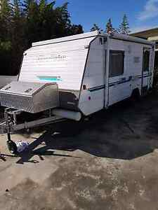 Pop Top Caravan, 1998 Windsor little trauler. Long Jetty Wyong Area Preview
