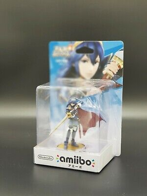 Nintendo Amiibo Character Lucina For Wii U 3DS Super Smash Bros
