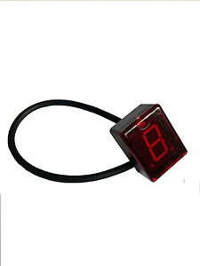 Motorcycle-Universal-Gear-Indicator-Red-display-6-speed