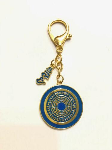 2021 Feng Shui HUM Dakini Wealth Protection Amulet Keychain