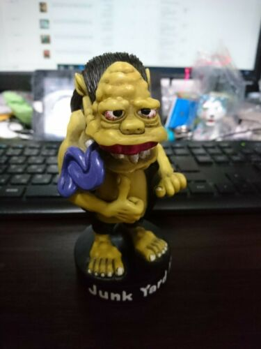 Rat fink Ed Roth figure Bobbing head resin statue green monster Hot Rod JP z71