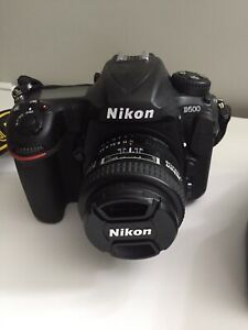 Nikon D500 with 4 lenses and speed light $2550