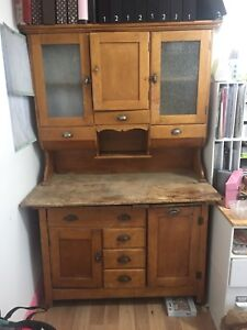 Old hutch/ cabinet