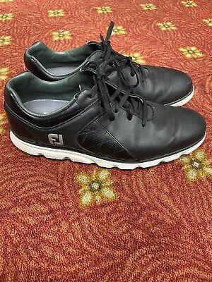 FootJoy Pro/SL Men's Spikeless Golf Shoes 10.5 Mens Spikeless Golf Shoes