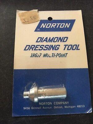 Norton 1r6j7 Multipoint Diamond Dressing Tool Nos.