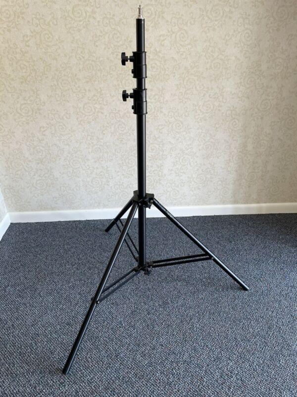 Impact Air-Cushioned Heavy Duty Light Stand LS-96HAB (Black, 9.6