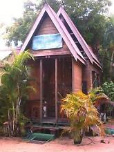 Fantasy Gingerbread Cabin at Horseshoe Bay on Magnetic Island Horseshoe Bay Townsville City Preview