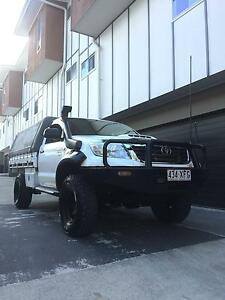 2011 TOYOTA HILUX, 4X4, TURBO DIESEL, PRICED TO SELL! Carina Heights Brisbane South East Preview