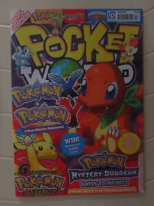 Pokemon - Pocket World - Issue #140 - 2013 Greenwood Joondalup Area Preview